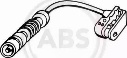 A.B.S. 39598 - Сигналізатор, знос гальмівних колодок autozip.com.ua