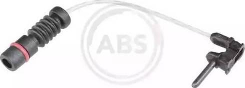 A.B.S. 39501 - Сигналізатор, знос гальмівних колодок autozip.com.ua