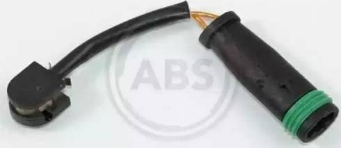 A.B.S. 39653 - Сигналізатор, знос гальмівних колодок autozip.com.ua