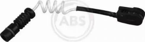 A.B.S. 39620 - Сигналізатор, знос гальмівних колодок autozip.com.ua