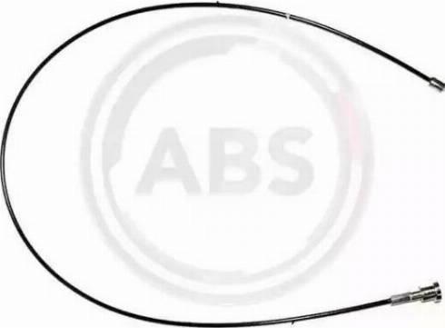 A.B.S. K17044 - Трос, гальмівна система autozip.com.ua