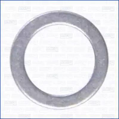 Ajusa 22007000 - Кільце ущільнювача, нарізна пробка мастилозливного  отвору autozip.com.ua