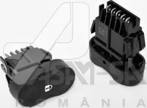 ASAM 30993 - Кнопка центрального замка autozip.com.ua
