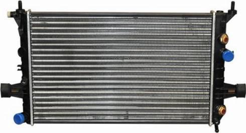 ASAM 32182 - Радіатор, охолодження двигуна autozip.com.ua