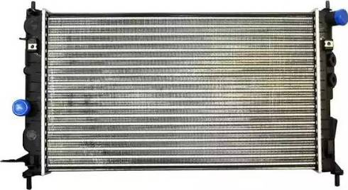 ASAM 32328 - Радіатор, охолодження двигуна autozip.com.ua