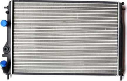 ASAM 71863 - Радіатор, охолодження двигуна autozip.com.ua