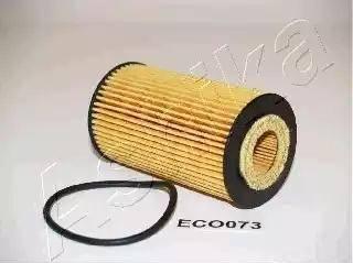Ashika 10ECO073 - Масляний фільтр autozip.com.ua