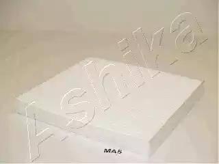 Ashika 21MAMA5 - Фільтр, повітря у внутрішній простір autozip.com.ua