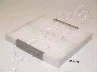 Ashika 21MAMA10 - Фільтр, повітря у внутрішній простір autozip.com.ua