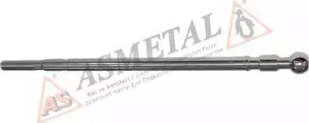 AS Metal 20SK1003 - Осьовий шарнір, рульова тяга autozip.com.ua