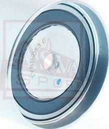 ASVA TYBP-053 - Натяжна ролик, клиновий ремінь autozip.com.ua