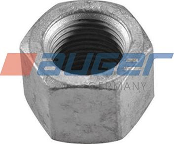 Auger 65622 - Гайка кріплення колеса autozip.com.ua