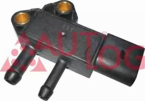 Autlog AS4607 - Датчик, тиск вихлопних газів autozip.com.ua