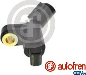 AUTOFREN SEINSA DS0015 - Датчик ABS, частота обертання колеса autozip.com.ua