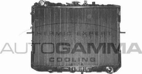 Autogamma 104151 - Радіатор, охолодження двигуна autozip.com.ua