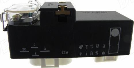 Automega 150016610 - Реле, поздовжній нахил шворня вентилятора autozip.com.ua