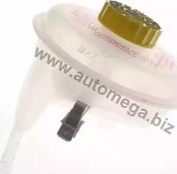 Automega 120083310 - Компенсаційний бак, гальмівна рідина autozip.com.ua