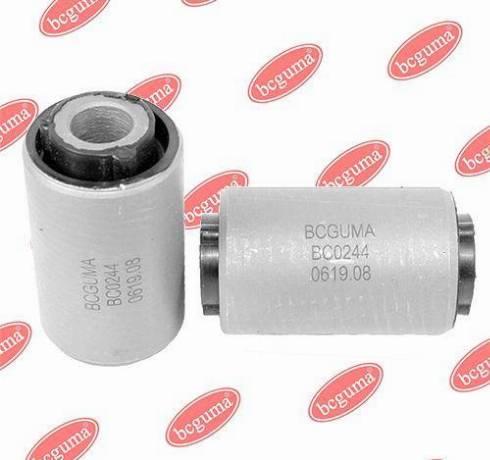 Bcguma BC0244 - Підвіска, ступінчаста коробка передач autozip.com.ua