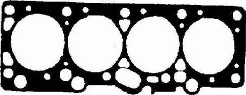 BGA CH4310 - Прокладка, головка циліндра autozip.com.ua