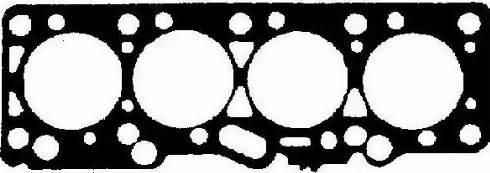 BGA CH4311 - Прокладка, головка циліндра autozip.com.ua