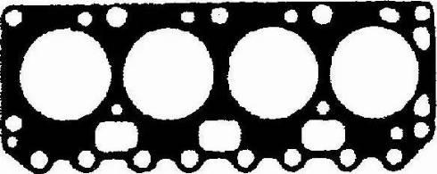 BGA CH0334 - Прокладка, головка циліндра autozip.com.ua