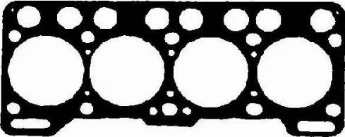 BGA CH3362 - Прокладка, головка циліндра autozip.com.ua