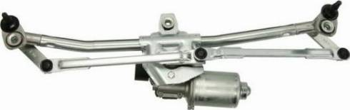 BLIC 591001027540PP - Система тяг і важелів приводу склоочисника autozip.com.ua