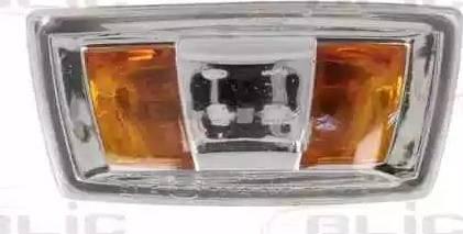 BLIC 540304050105C - Бічний ліхтар, покажчик повороту autozip.com.ua