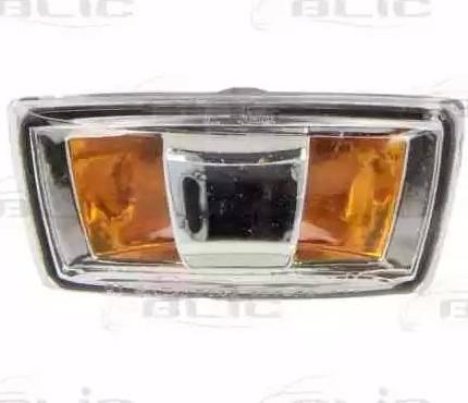 BLIC 540304050105P - Бічний ліхтар, покажчик повороту autozip.com.ua