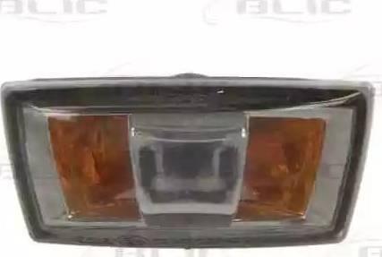 BLIC 540304050106S - Бічний ліхтар, покажчик повороту autozip.com.ua