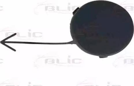 BLIC 5513002533921P - Покриття буфера, причіпне обладнання. autozip.com.ua