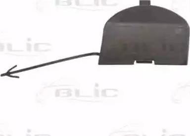 BLIC 5513002013920P - Покриття буфера, причіпне обладнання. autozip.com.ua