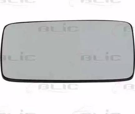 BLIC 6102021291125P - Дзеркальне скло, зовнішнє дзеркало autozip.com.ua