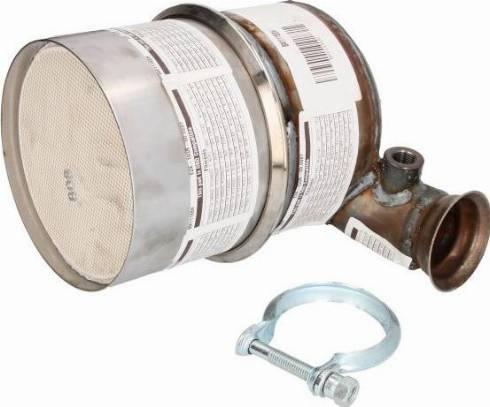 BM Catalysts BM11188H - сажі / частковий фільтр, система вихлопу ОГ autozip.com.ua