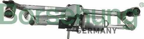 Borsehung B19184 - Система тяг і важелів приводу склоочисника autozip.com.ua