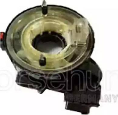 Borsehung B11436 - Вита пружина, подушка безпеки autozip.com.ua