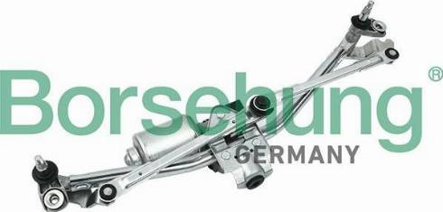 Borsehung B18658 - Система тяг і важелів приводу склоочисника autozip.com.ua