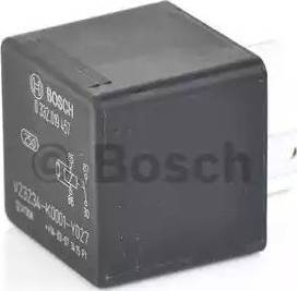 BOSCH 0332019457 - Реле, вентилятор радіатора autozip.com.ua