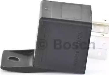 BOSCH 0332019150 - Реле, вентилятор радіатора autozip.com.ua