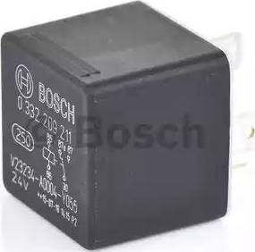 BOSCH 0 332 209 211 - Багатофункціональний реле autozip.com.ua