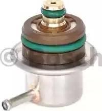 BOSCH 0280160557 - Регулятор тиску подачі палива autozip.com.ua