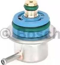 BOSCH 0280160560 - Регулятор тиску подачі палива autozip.com.ua