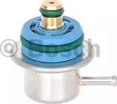 BOSCH 0280160587 - Регулятор тиску подачі палива autozip.com.ua