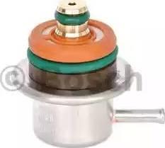 BOSCH 0280160575 - Регулятор тиску подачі палива autozip.com.ua