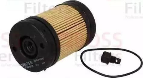 BOSS FILTERS BS04020 - Карбамідний фільтр autozip.com.ua