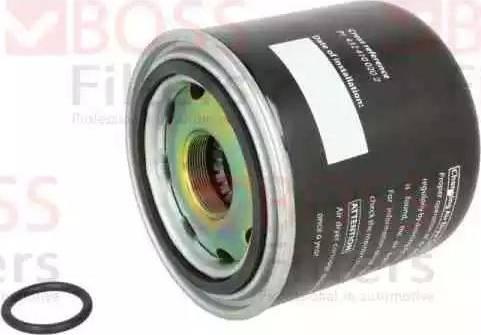 BOSS FILTERS BS06003 - Осушувач повітря, пневматична система autozip.com.ua