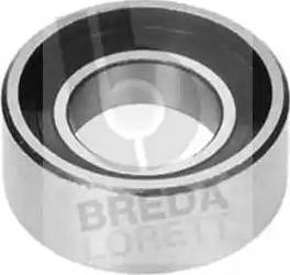 Breda Lorett TDI1654 - Натяжна ролик, ремінь ГРМ autozip.com.ua