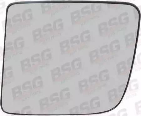 BSG BSG 30-910-011 - Дзеркальне скло, зовнішнє дзеркало autozip.com.ua