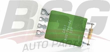 BSG BSG 70-846-004 - Елементи управління, кондиціонер autozip.com.ua