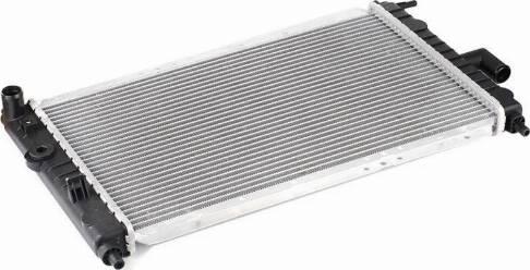 CHERY s11-1301110 - Радіатор, охолодження двигуна autozip.com.ua